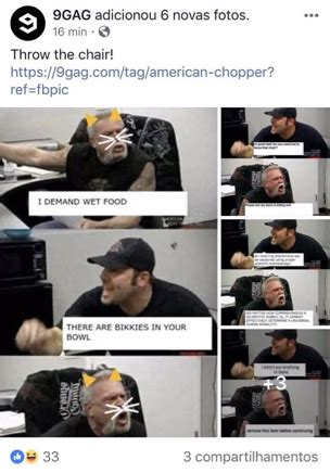American Chopper Meme Template American Chopper Meme Is Now Officially Normie Trash Sell