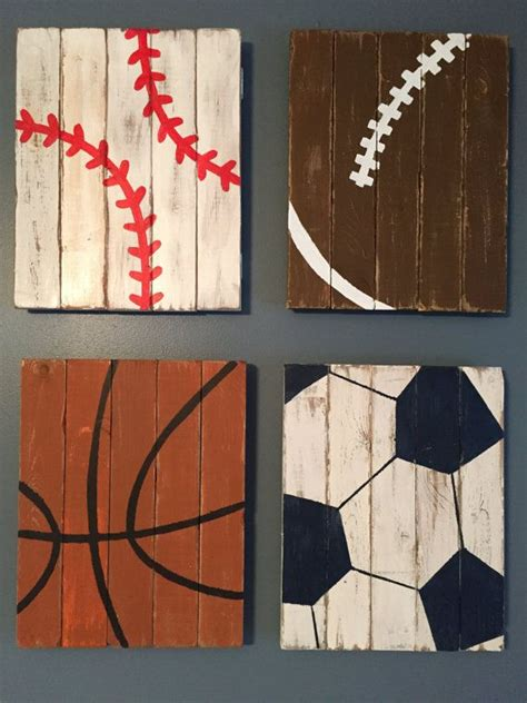 25 best ideas about sports decor on sports