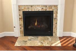 Pam 39 S Wood Tile Floors And Fireplace Traditional Cincinnati B Room Fireplace Mantels Tiles For Fireplace Fireplace Mantles Tile Tile Subway Tile Fireplace Surround Flourish Design Style New House Fireplace Ideas Traditional Family Room Portland By Pratt And