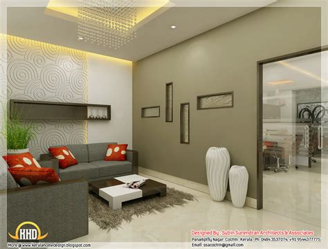 Interior Design Ideas For Home Office by Beautiful 3d Interior Office Designs Kerala Home Design