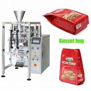 Make In China Automatic Gusset Bag Packaging Machine - Buy ...