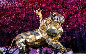 katy perry roared with bowl halftime show menon