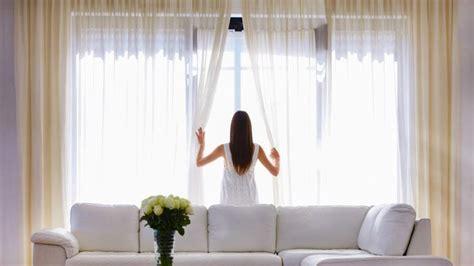 designer living window treatment ideas drapes vs curtains shades vs