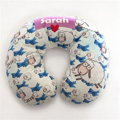 personalized photo pillows custom neck pillow printing personalized travel pillow