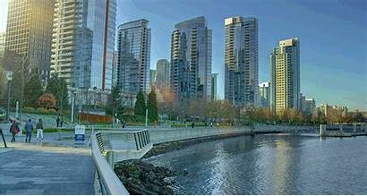 Vancouver Harbour Coal Canada Tourism Downtown Bc