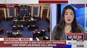 Cable nets counting 'up' on government shutdown again ...