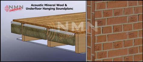 floor hanger system nmn soundproofing