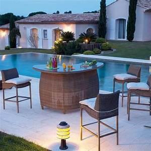 Salon De Jardin Miami : salon de jardin tati salon de jardin bar marron clair miami ventes pas ~ Melissatoandfro.com Idées de Décoration