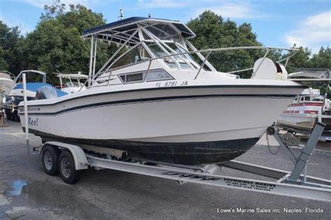 Grady White Boats Naples Florida by Grady White 22 Boats For Sale In Naples Florida