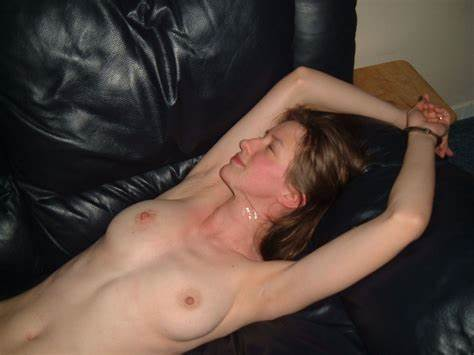 Cuffed Young Touched Whil Naked Drunked Baby