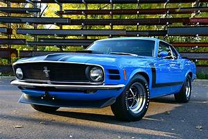 Mostly Original 1970 Ford Mustang Boss 302 Deserved Concours Restoration