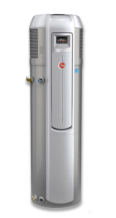 Hybrid Water Heater With Color Lcd Display 2011 Kbis
