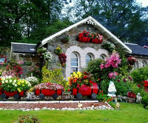 Decoration Pour Une Garden by Id 233 Es Am 233 Nagement Jardin Pour Une D 233 Tente Au Soleil Parfaite