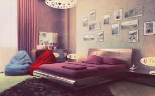 Purple Bedroom Ideas Purple Bedroom Interior Design Ideas