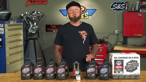 Maxima Oil Change In A Box For Your Harley Davidson