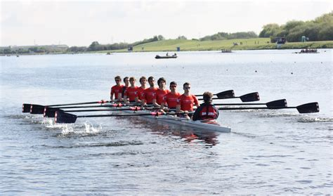 Row Boat Team by Rowing Sport