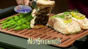 gotham steel smokeless grill tv commercial barbecue indoors ispottv
