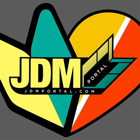 jdm sticker on image gallery jdm logo sticker