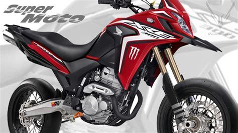 honda motocross 2020 xre 300 moto 2020 conceito supermotard honda xre