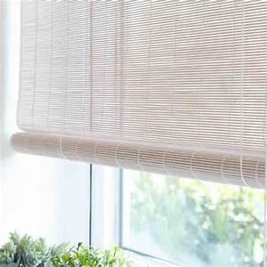 White Bamboo Blinds - Decor IdeasDecor Ideas