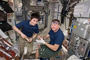 (ESA) European Space Agency Astronaut Samantha ...