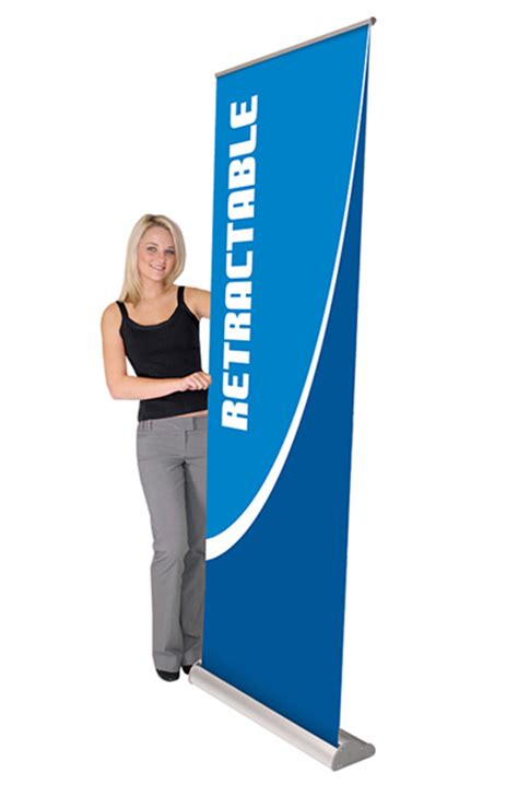 retractable banner template orient retractable banner stand