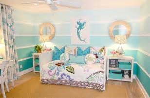 table decorating ideas mermaid bedroom