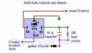 Multiple Wire Power Door Lock Systems  Add Auto Lock  Unlock