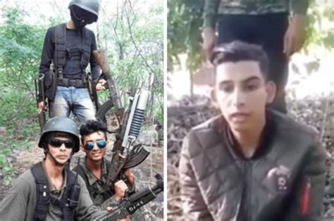 Mexican Cartel Shares Isis Style Beheading Video As Drug