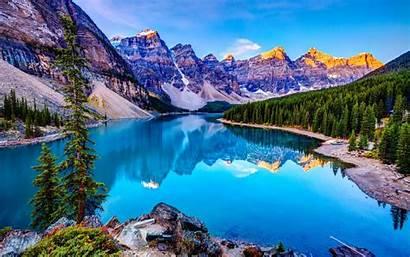 Desktop Mountains Lake Wallpapers