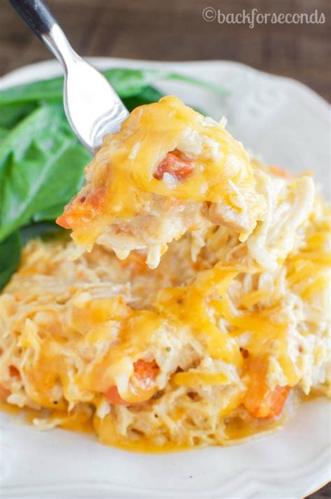 easy crock pot chicken easy cheesy crockpot chicken back for seconds