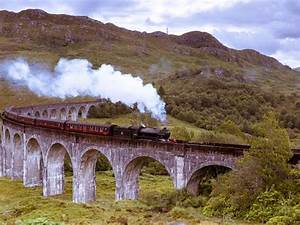 Rail holidays in Scotland. Tours & holidays in 2019 & 2020