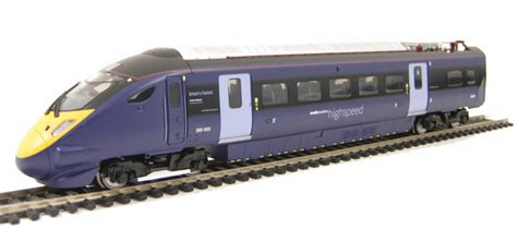 "Hattonscouk  Hornby R2972x Class 395 ""javelin"" South"
