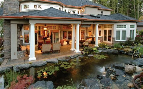 outdoor living house plans outdoor living home plans home mansion