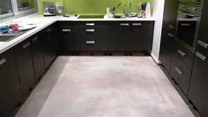 plongez vous dans l39univers du beton cire decoratif With beton cire pour cuisine