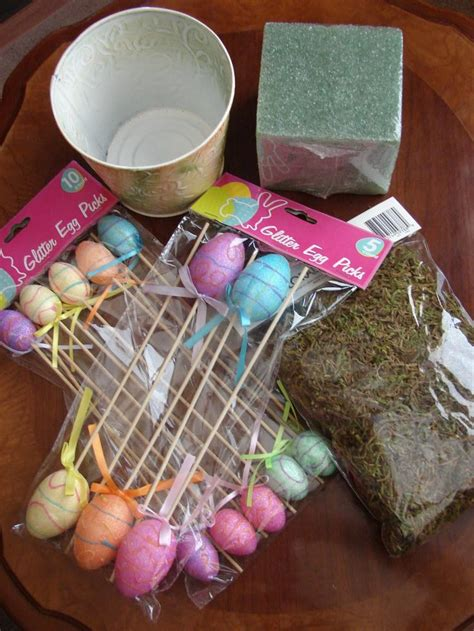 easter for adults easter crafts for adults easter topiary easter crafts and decor pinterest easter crafts