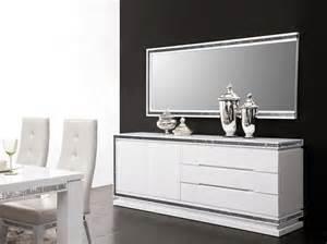 miroir blanc laqu 233 brillant 40 x 150 cm miroirs et cadres pictures to pin on