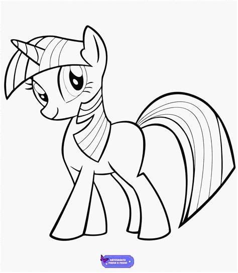desenhos de unicornio  colorir artesanato passo  passo