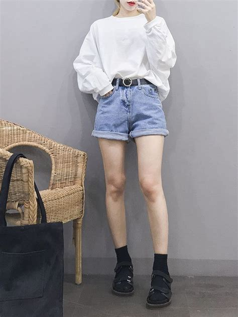 Pin by u2022 Aeon u2022 on K-Pop/Ulzzang Body Inspo | Pinterest | Korean Korean fashion and Ulzzang