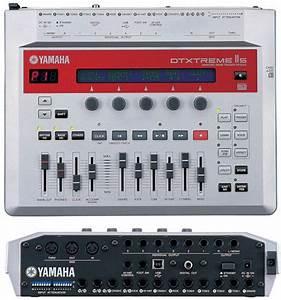 Yamaha Dtxt2s Iis Drum Trigger Module Service Manual