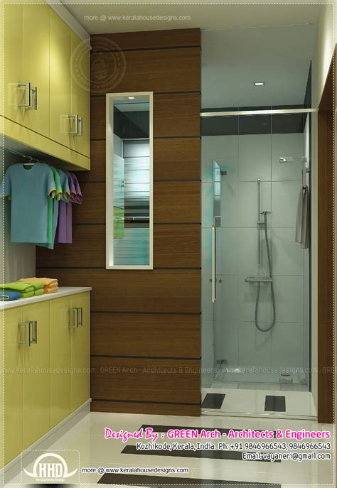 simple bathroom designs for indian homes beautiful home interior designs by green arch kerala Simple Bathroom Designs For Indian Homes