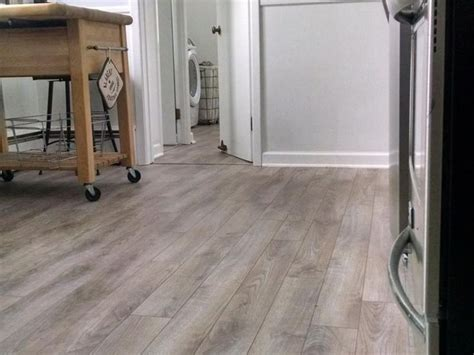 Nirvana Plus Laminate Flooring Delaware Bay Driftwood by Before And After Lumber Liquidators Delaware Bay
