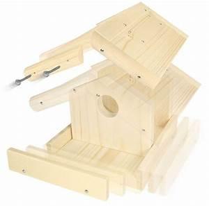 Basteln Mit Holz : vogelhaus bausatz aus holz vogelhaus basteln basteln ~ Lizthompson.info Haus und Dekorationen