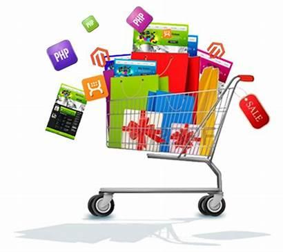 Shopping Ecommerce Website Cart Carts Commerce India