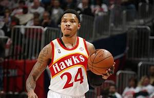 Postgame Fan Conference With Kent Bazemore | Atlanta Hawks