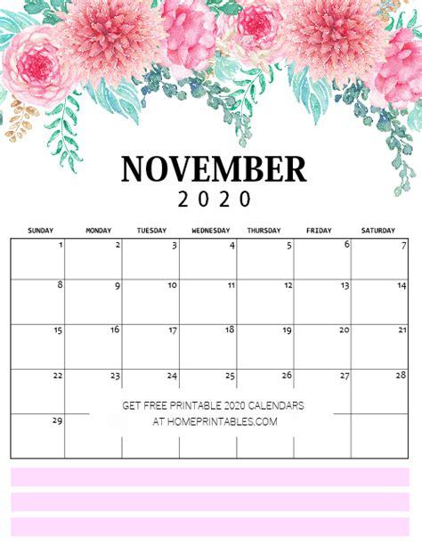 snag   calendar  printable   glorious florals
