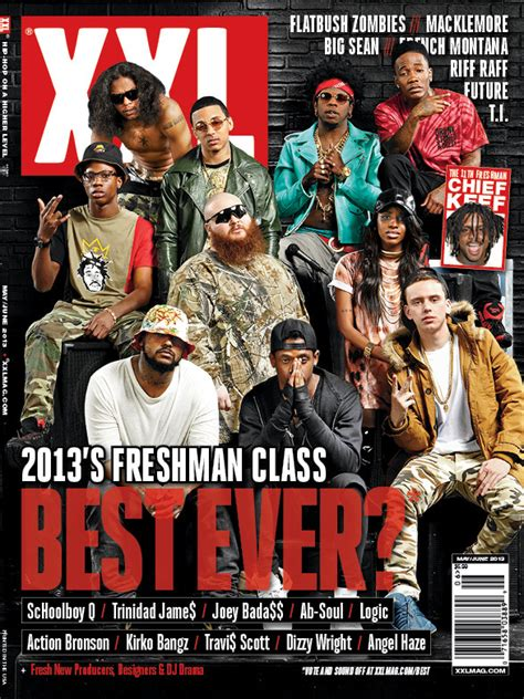 xxl announce  freshman class cover hiphop