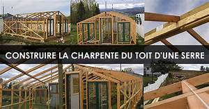 construire une serre charpente du toit idee design With marvelous photos amenagement jardin paysager 8 construire un poulailler quatre saisons idees et trucs