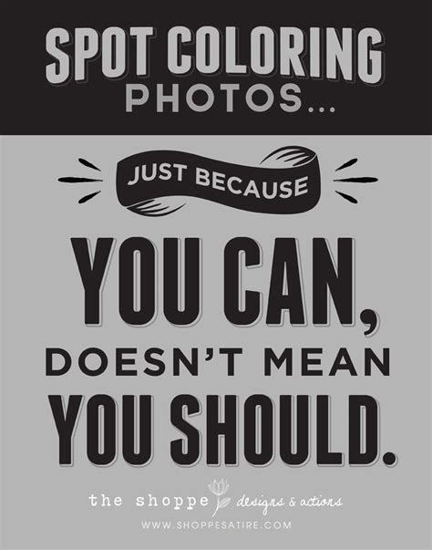 shoppe satire humor  photographers