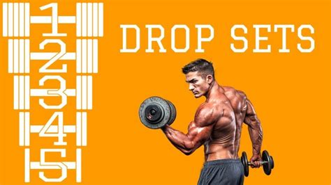 drop sets  weight lifting bodybuilding wizard